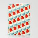 Bomp Pop Pattern Stationery Cards