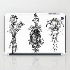 In Bloom - herbarium iPad Case