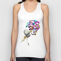 Music To My Ears Unisex Tank Top