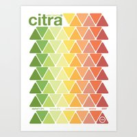 Art Print featuring citra single hop by committee on opprobriations