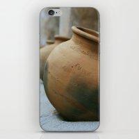 Tumacacori Pots Fine Art… iPhone & iPod Skin
