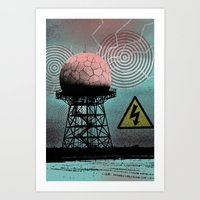 The future is now! Art Print