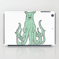 Octobear iPad Case