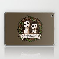 Save Kodamas V2 Laptop & iPad Skin