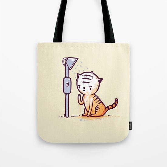 Not colourfast Tote Bag