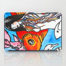 The Sea King's Daughter iPad Case