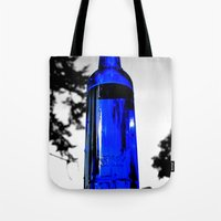 Liquid Skyy Tote Bag