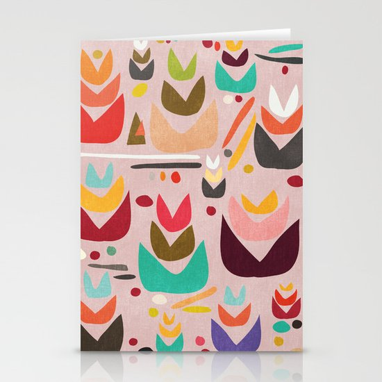 Proud Garden Stationery Card