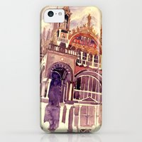 iPhone 5c Cases featuring Venezia by takmaj