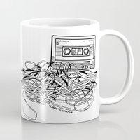 Relax & Unwind on white Mug