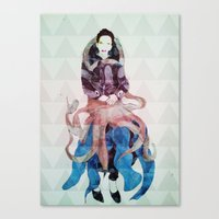 Mertha Canvas Print