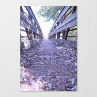 Path Less Travelled Canvas Print