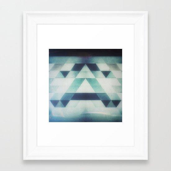 A FRYYM Framed Art Print