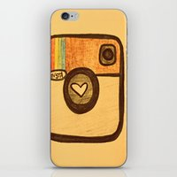 For Instagram Lovers ;) iPhone & iPod Skin