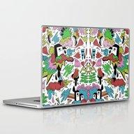 Laptop & iPad Skin featuring Mind Fart by Hanako~