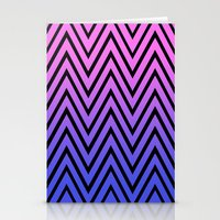 Donata Chevron Stationery Cards