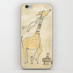 Good day for business iPhone & iPod Skin