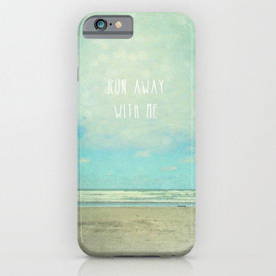 run away with me iPhone & iPod Case