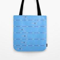 Olympic - Swim 2 Tote Bag