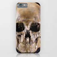 iPhone & iPod Case featuring Skull by United Emporium of Kyle Louis Fletcher