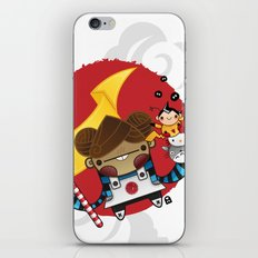 Chestnut + Kiiroihankachi cause we will not forget!!! iPhone & iPod Skin