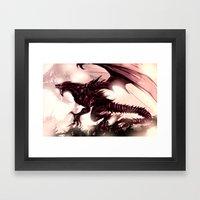 Karnage Framed Art Print