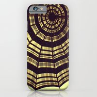 iPhone & iPod Case featuring Antique Umbrella by KunstFabrik_StaticMovement Manu Jobst