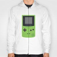 GAMEBOY Color - Green Hoody