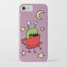 Space MiniMonsters iPhone 7 Slim Case