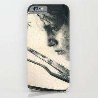 Edward Scissorhands ~ Jo… iPhone 6 Slim Case