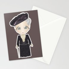 Violet Crawley, Dowager Countess of Grantham Stationery Cards