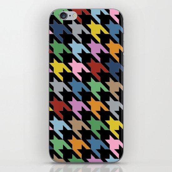 Black Dog T iPhone & iPod Skin
