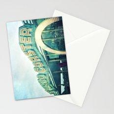 turbo coaster Stationery Cards
