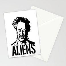 Giorgio A. Tsoukalos (The Alien Guy) Stationery Cards