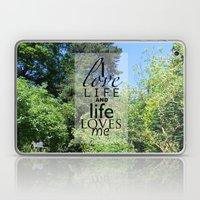 Life Is Just Laptop & iPad Skin