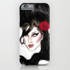Amy W / quote  iPhone 6 Slim Case