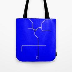 LA Metro Tote Bag