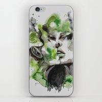 Kiss By Carographic iPhone & iPod Skin
