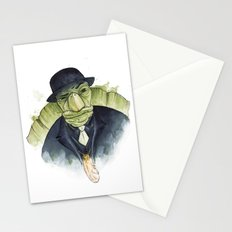 Mr. Tortoise's Luck Stationery Cards