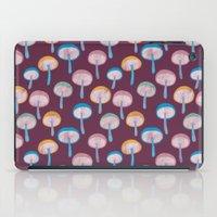 Pattern Project #41 / Mushrooms iPad Case