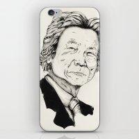 Mr. Junichiro Koizumi  iPhone & iPod Skin