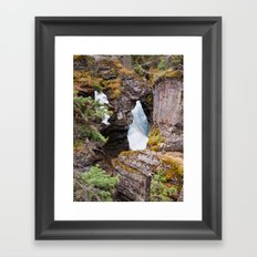With time... Framed Art Print