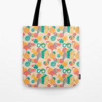 Tropicabana Tote Bag