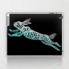 Too Late Laptop & iPad Skin
