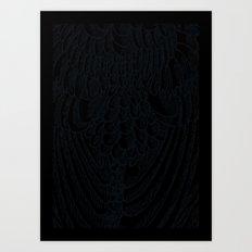 feather - white Art Print