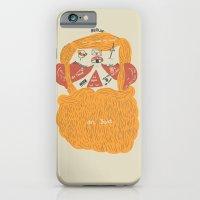 iPhone & iPod Case featuring Der Bart by LostInMyMind