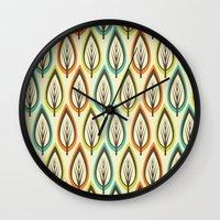 Can't See The Wood For The Trees. Wall Clock