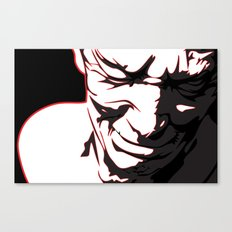 Anguish Canvas Print