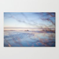 The Sea. Canvas Print