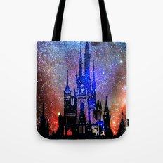 Fantasy Disney. Nebulae Tote Bag